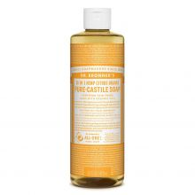 Dr. Bronner's, Citrus Liquid Soap 16 oz