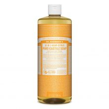 Dr. Bronner's, Citrus Liquid Soap 32 oz