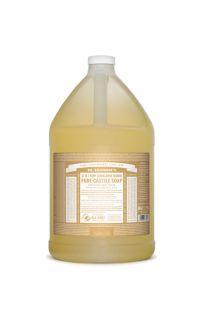 Dr. Bronner's, Sandalwood & Jasmine Liquid Soap - 1 Gal