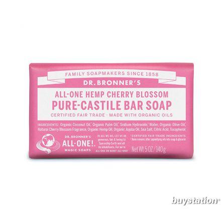 Dr. Bronner's, 櫻花潔顏皂, 5 oz (140 g)
