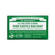 Dr. Bronner's, Almond Bar Soap, 5 oz (140 g)
