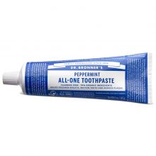 Dr. Bronner's, Peppermint All-One Toothpaste - 5 oz.