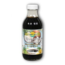 Dynamic Health, 有機椰子豉油, 8 fl oz (237 ml)