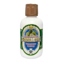 Dynamic Health Organic Certified Graviola Juice 16oz (473ml)