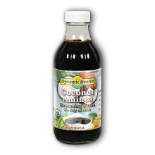 Dynamic Health, 有机椰子豉油, 8 fl oz (237 ml)