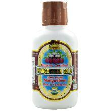 Dynamic Health, 有機山竹汁 16 fl oz (473 ml)