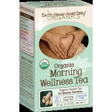 Earth Mama 地球媽媽 有機紓緩孕吐茶  - 16 bags