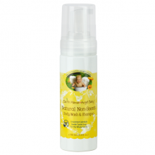 Earth Mama Baby Shampoo & Body Wash 160 ml (5.3 oz) - Unscented Calendula