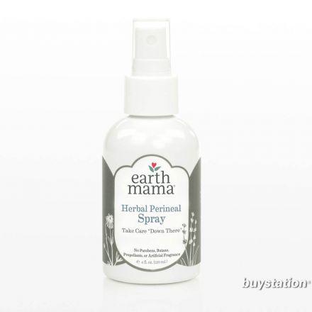 Earth Mama, Herbal Perineal Spray, 4 fl oz (120ml)