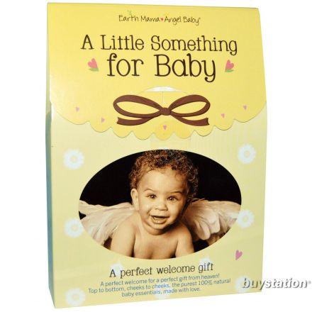 Earth Mama 地球媽媽 迎新嬰兒禮品,4件套裝