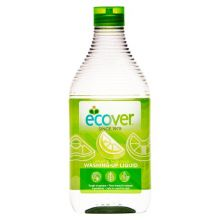 Ecover, Natural Dishwashing Liquid, Lemon Scent & Aloe Vera, 950ml