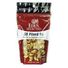 Eden Foods, All Mixed Up Nuts & Dried Fruit, 4 oz (113 g)