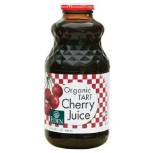 Eden Foods, 有機酸櫻桃汁, 946 ml