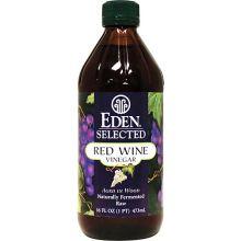 Eden Foods, 紅酒醋, 16 fl oz (473 ml)