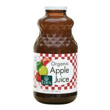 Eden Foods, Organic apple juice, 946 ml