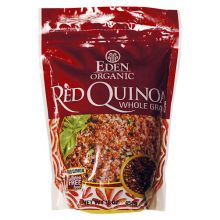 Eden Foods, Organic Red Quinoa, Whole Grain, 16 oz