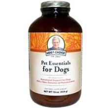 Flora, Udo's Choice, Pet Essentials for Dogs, 16 oz (454 g)
