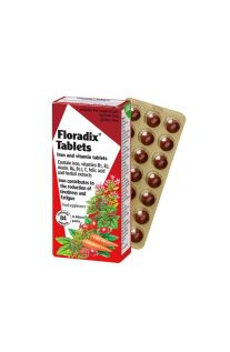 Floradix 鐵+維生素片劑 84片