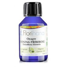 Florihana, Organic Evening Primrose Oil, 100ml
