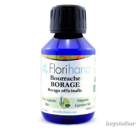 Florihana, 有機琉璃苣油 200ml