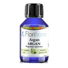 Florihana, Organic Argan Oil, 100ml