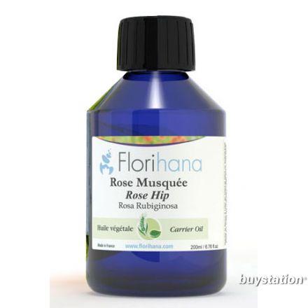 Florihana, 有機玫瑰果籽油 200ml