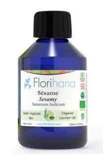 Florihana, 有機芝麻油 200ml