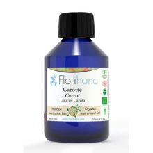 Florihana, Organic Carrot Oil, 200ml