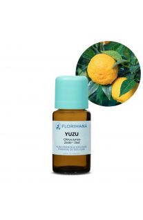 Florihana, Yuzu Essential Oil, 15g