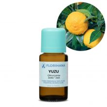 Florihana, Yuzu Essential Oil, 15g