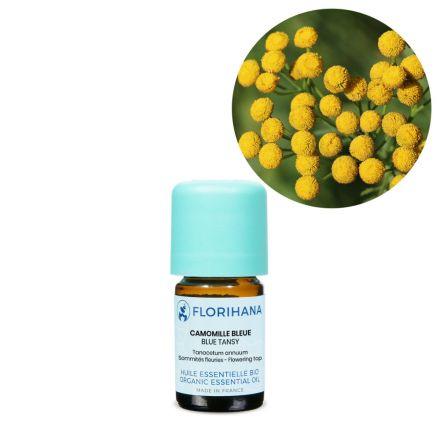Florihana, Organic Blue Tansy Essential Oil, 5g