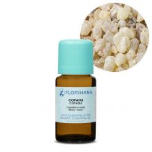 Florihana, Organic Copaiba Essential Oil, 15g