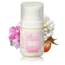 Florihana, 3 Roses Face Cream, 50ml