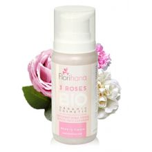 Florihana, 3 Roses Gentle Face Cleanser, 100ml