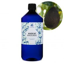 Florihana, Organic Avocado Oil, 1000ml