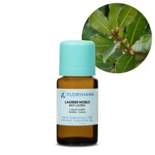 Florihana, Organic Bay Laurel Essential Oil, 15g