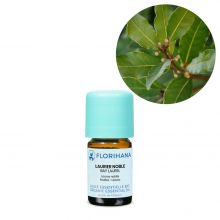 Florihana, Organic Bay Laurel Essential Oil, 5g