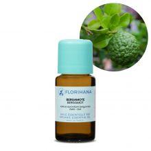 Florihana, Organic Bergamot Essential Oil, 15g