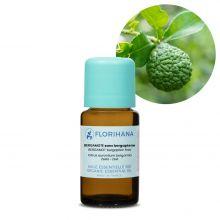 Florihana, Organic Bergamot Essential Oil (Bergapten Free), 15g