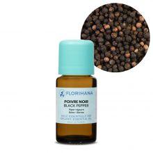 Florihana, Organic Black Pepper Essential Oil, 15g