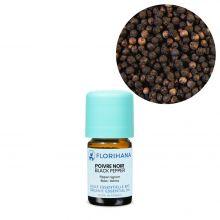 Florihana, Organic Black Pepper Essential Oil, 5g