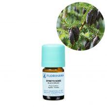 Florihana, Organic Black Spruce Essential Oil, 5g