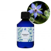 Florihana, Organic Borage Oil, 200ml