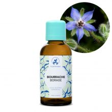 Florihana, Organic Borage Oil, 50ml