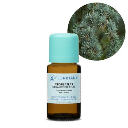 Florihana, 有機大西洋雪松精油 5g
