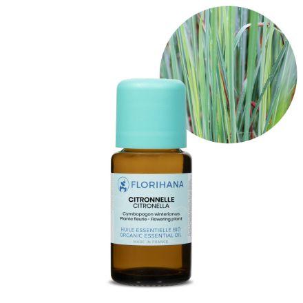 Florihana, 有机香茅精油 15g