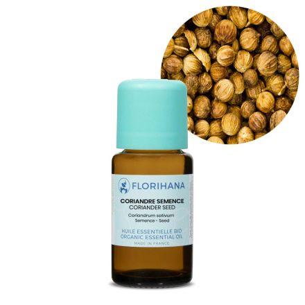 Florihana, 有機芫荽籽精油 5g