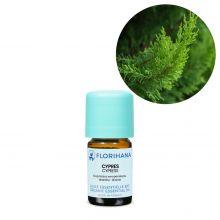 Florihana, Organic Cypress Essential Oil, 5g