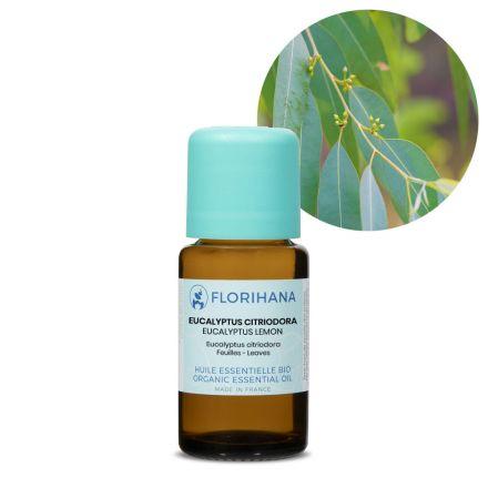 Florihana, 有機檸檬尤加利精油 15g