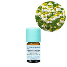 Florihana, Organic German Chamomile Essential Oil, 5g